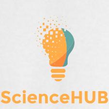ScienceHUB logo