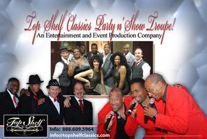 Fenix Supper Club - Top Shelf Classic Soul Revue and Dance...