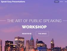 Speak Easy Presentations logo