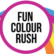 Fun Colour Rush logo