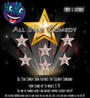 All Star Comedy Show Friday 10:45PM