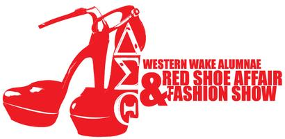 Western Wake Alumnae Chapter of DST RED Shoe Affair and...