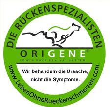 OriGENE Praxis Regina Radach, Heilpraktikerin und Massage-Schule logo
