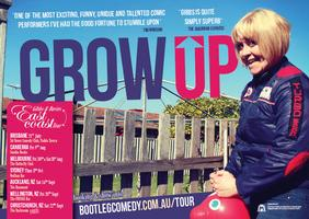 Andrea Gibbs - Grow Up