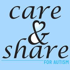 Care and Share for Autism logo
