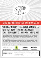 Live Networking for Fashion & Art
