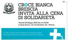 Croce Bianca di Brescia logo