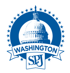 Society of Professional Journalists D.C. Pro Chapter logo
