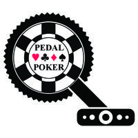 1st Pedal and Poker for Charity