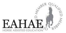 European Association for Horse Assisted Education (EAHAE) logo