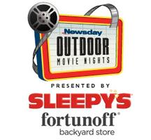 Newsday Outdoor Movie Night August 23, 2013