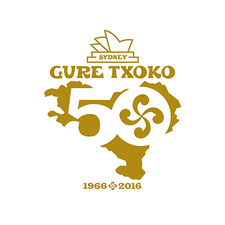 Gure Txoko Basque Club, Darlinghurst. logo