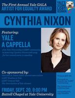 Artist for Equality Award-Cynthia Nixon