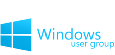 The Windows User Group logo