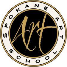 Spokane Art School logo