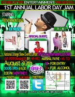 1st Annual Labor Day JAM starring FRENCH MONTANA