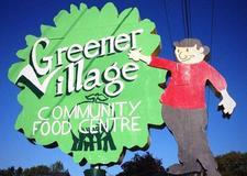 Greener Village Community Food Centre logo