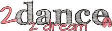 2dance2dream logo