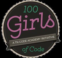 Rachel Worthington, 100 Girls of Code-Memphis logo