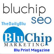 BluChip Marketing logo