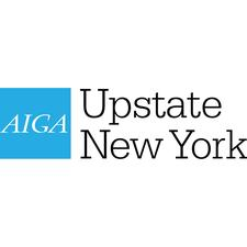 AIGA Upstate New York logo