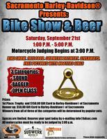 Bike Show & Beer