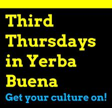 Third Thursdays in Yerba Buena logo