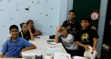 Math Camp for P5 & P6: Higher-Order Thinking with...