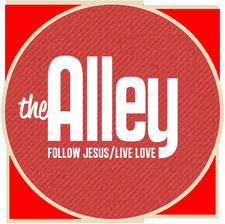 TheAlley Church logo