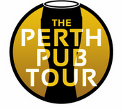 The Perth Pub Tour logo
