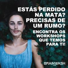 Brainwash By Shame! logo