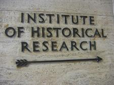 Institute of Historical Research logo