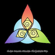 Quantum Zazen Meditation logo