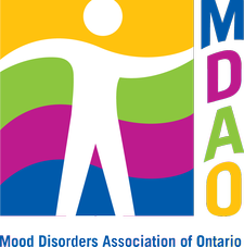 Mood Disorders Association of Ontario & St. Michael's Hospital Star Program logo