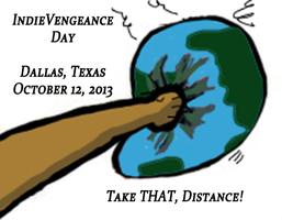 IndieVengeance Day Book Signing in Dallas!