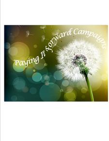 Paying It Forward Campaigns logo
