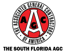 The South Florida Chapter of The Associated General Contractors of America logo