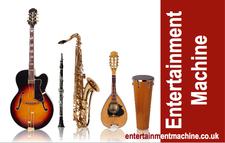 That Swing Sensation - Entertainment Machine logo