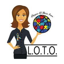 "LOTO, Inc. ""League of Their Own"" logo"