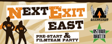 NEXT EXIT EAST - Tajik Rally Start Party feat....