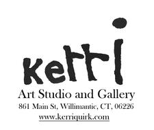 Kerri Art Studio and Gallery logo
