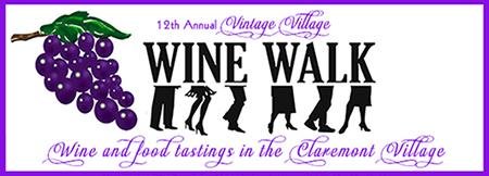 Claremont Village Wine Walk