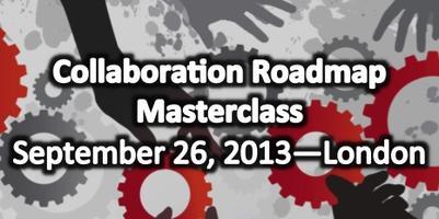 Collaboration Roadmap Masterclass in London on...