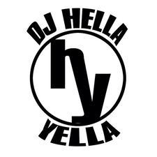 DJ Hella Yella logo