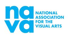 National Association for the Visual Arts Ltd (NAVA) logo