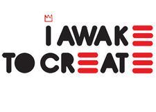 I Awake to Create powered by Pop Life Ent x Royal Flush Studios logo