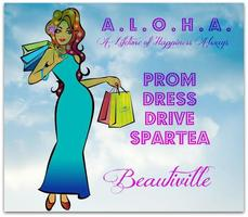 Prom Dress Drive Spartea