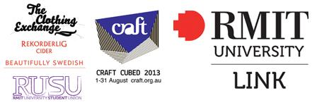 COMMUNE AT CRAFT CUBED: Reclaimed Garment Workshop...
