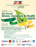 5th Annual FACCOC Green, Conserve, and Health Expo