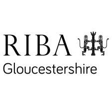 RIBA Gloucestershire logo